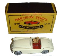 Moko Matchbox by Lesney