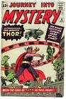Journey Into Mystery #83 1962 First Series. 1st Thor Appearance. NOT Reprint.
