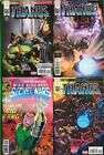 THANOS 13 14 15 16 ALL FIRST PRINTS COSMIC GHOST RIDER parts 1 2 3 4 DONNY CATES