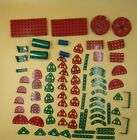 Meccano - Job Lot of 70 Plus Mainly Restored & Powder Coated Parts