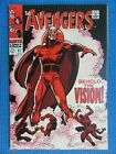 AVENGERS # 57 - (VF/NM) -1ST APP OF THE VISION,BLACK WIDOW,ULTRON,BLACK PANTHER