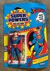 Rare DC Superman Action Figure from Super Powers_Vintage(1984) Kenner_NIB