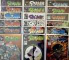 Spawn 1-17 and 19 Lot Avg NM Condition Higher Grade